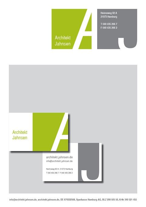 Briefpapier Muster