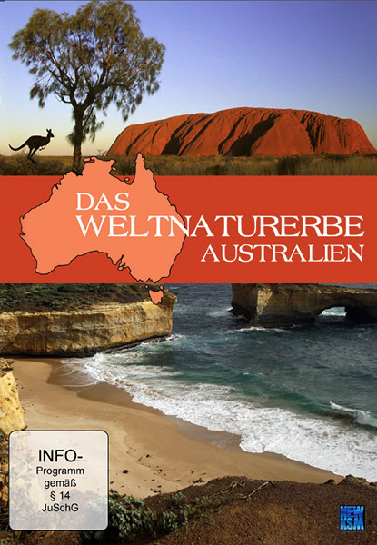 DVD Cover Film Australien