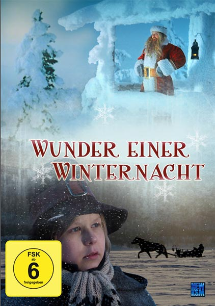 DVD Cover Film Winternacht